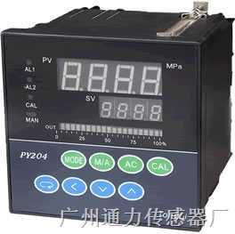 PY204智能压力表