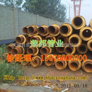 輸油保溫管產品 輸油聚氨酯直埋保溫管