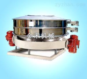 面粉篩分機 專用面粉震動篩 粉料直排篩 山藥粉篩分機