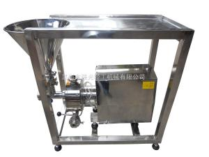 QGRHP管线式高剪切乳化泵,不锈钢剪切泵
