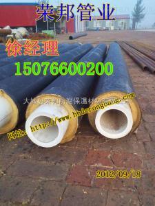 耐腐蝕性供熱管道,直埋保溫管,聚氨酯發泡工程