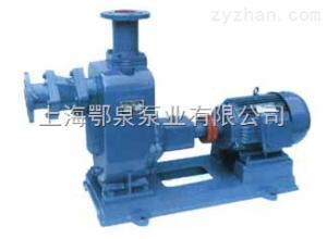 ZW65ZW30-50小型无堵塞自吸排污泵