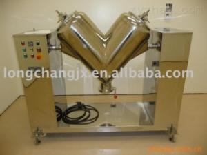 供应V型混合机(带强制搅拌)全容积300L