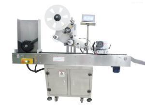 上海供应采血玻璃管加打码贴标机 试管全自动不干胶贴卧式贴标机