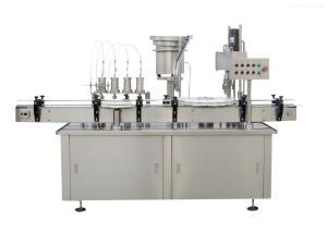 MTMX-11液体精油眼药水电子烟油灌装生产线