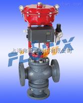 FLXZAZP進口電動三通分流調節閥