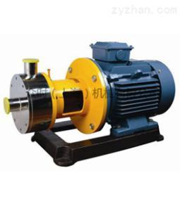供应ZEPS系列管线式高剪切单级乳化泵