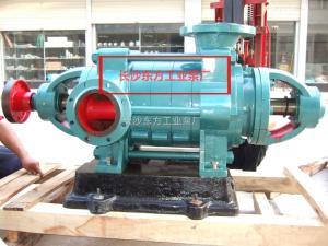 紅河MD型耐磨礦用多紅河MD型耐磨礦用多級離心泵_水泵D280-65*3