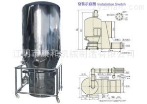 供應GFG-系列高效沸騰干燥機
