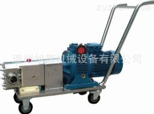 衛生轉子泵、凸輪轉子泵、不銹鋼轉子泵 膠體泵 廠家直銷