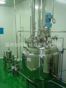 蒸汽发酵罐 反应釜 搅拌罐 反应罐 混料缸 调配罐 厂家直销