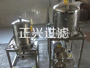 耐酸堿層疊式過濾器