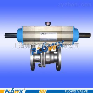 FP2000-23E3三段式气动球阀