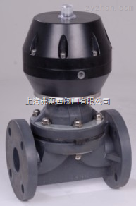 FPG641F-6U氣動UPVC隔膜閥
