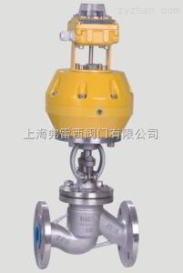 FPJ641气动截止阀带反馈性号