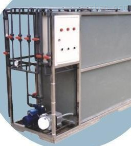 南京管道消毒滅菌機-高濃度電解臭氧水 泰康環保