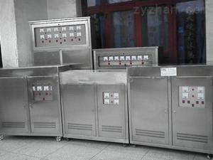 高浓度电解臭氧灭菌应用设备