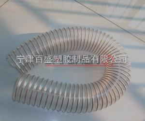 百盛通风吸尘软管,集尘管,排污管,风管,波纹透明管,耐压管