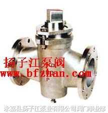X43W-1.0P/R二通不銹鋼旋塞閥