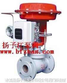 調節閥:氣動薄膜直通單座調節閥