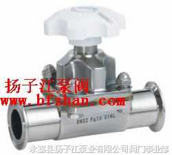 G6k41J常开式衬胶气动隔膜阀