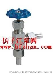 J24W角式針型閥