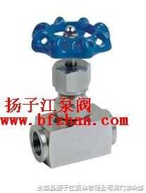 J13W-16-320高壓內螺紋針型閥