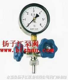 J19H-16-320仪表针型阀(含压力表)
