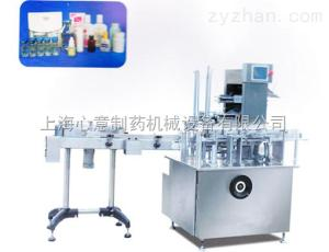 YGZ-100型圓瓶裝盒機