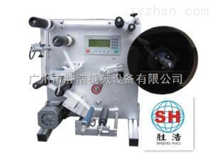 SH-T100半自動圓瓶貼標機