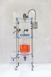SF-20D鵬展驚爆價銷售20L雙層玻璃反應釜