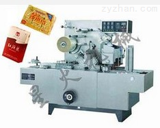 大盒裝藥品透明膜三維包裝機(YH-900)