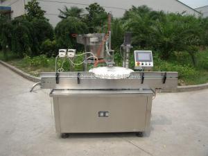 FA噴霧劑灌裝旋蓋機
