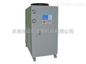 10P电镀业风冷式冷水机使用国外知名品牌