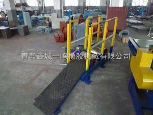 QTF-800橡膠分條機 輸送帶分條楊