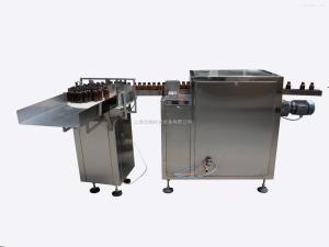 HCXP-80型适用于各种材质的圆形平自动洗瓶机