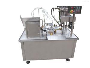 HCDGK-10/20型浩超灌装机10-20ML口服液灌装轧盖机