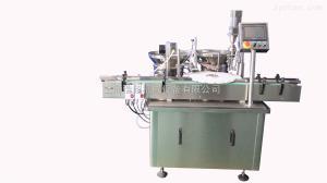 HCGX-5/50型上海浩超全自动西林瓶灌装旋(轧)盖机