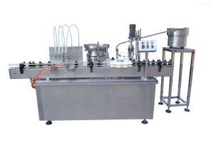 HCGX-30/500液體灌裝旋(軋)蓋機
