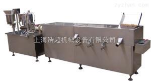 HC-80型浩超厂家直销口服液灌装生产线