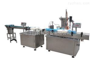 HCPGX-50型HCPGX-50型噴霧劑灌裝生產線  60-80瓶分