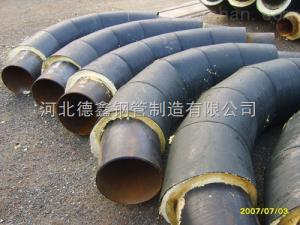 地埋式三布六油加強級環氧煤瀝青玻璃絲布防腐彎頭管件