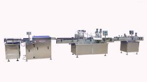 HCOGX-30/150HCOGX-30/150 浩超口服液糖漿灌裝生產線