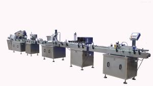 HCSL-60型浩超机械设备胶囊药片数粒生产线