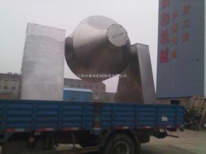 W-2m³江陰廠家專業生產雙錐形混合機 食品混合機