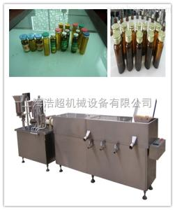 10-20ml容量10ML口服液灌裝機