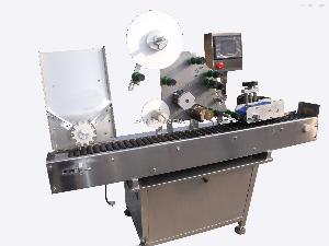 HCETB-120型臥式不干膠貼標機
