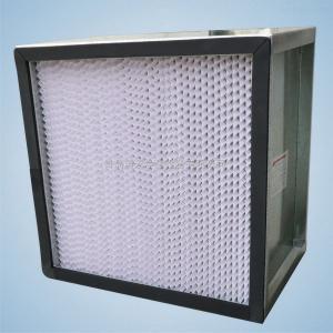 有隔板空氣過濾器