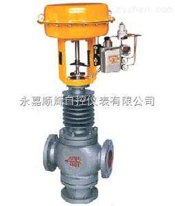 ZJHQ(X)气动薄膜三通调节阀