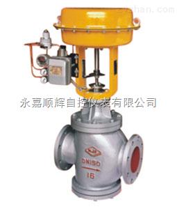 ZMABP(N)气动薄膜直通双座调节阀